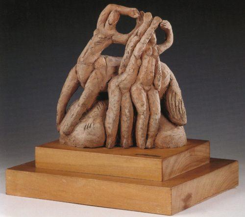 Arturo Martini Centauro e bagnanti 1935 Amedeo Porro Fine Arts
